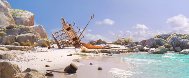 File:Moana's Boat Crash (Maui's Island).png