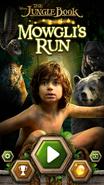 Mowglis Run Title Screen