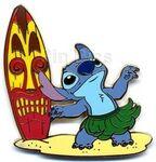 Disney Mall - Stitch Surf Hula