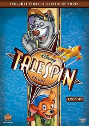 TaleSpin V3 new cover