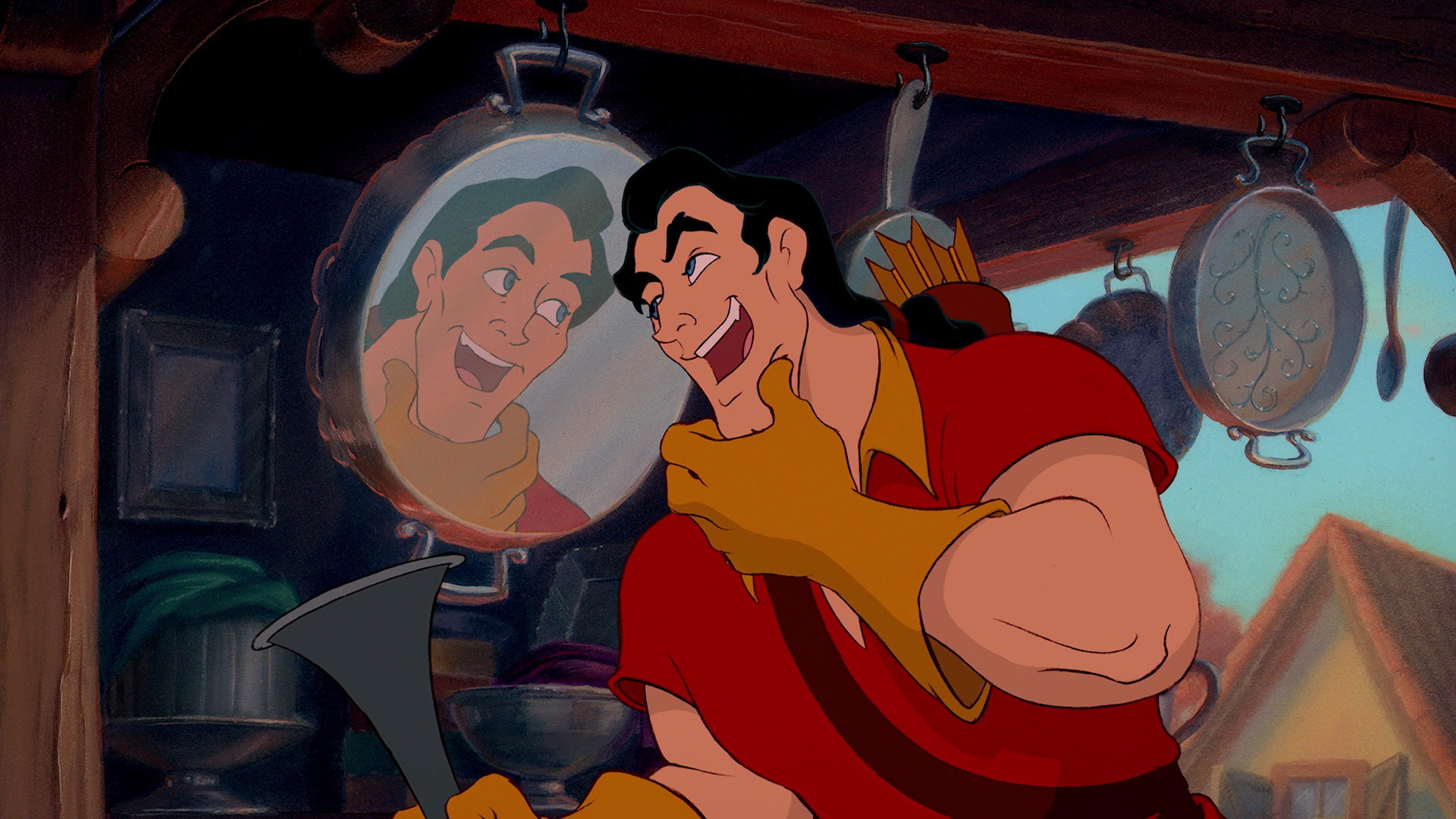 Image result for gaston beauty and the beast
