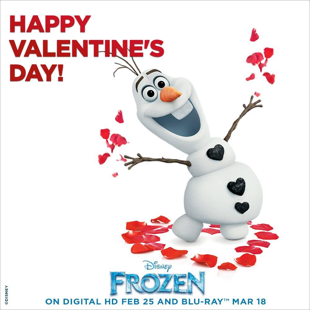 image - frozen happy valentine's day poster | disney wiki, Ideas