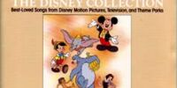 The Disney Collection: The Best-Loved Songs from Disney Motion Pictures, Television, and Theme Parks