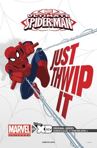 File:Ultimate Spider-Man Poster.jpg