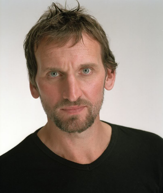 christopher eccleston 2016