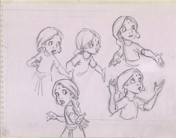 File:The Jungle Book Shanti model sheet 04.jpg