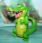 Croc figure