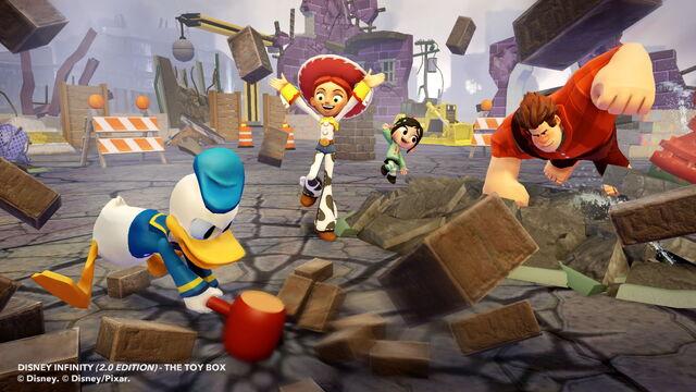 File:Disney infinity donald duck toy box6.jpg