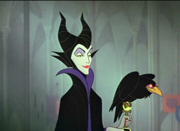 Maleficent is mean