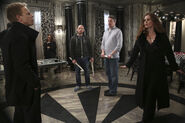 Once Upon a Time - 5x21 - Last Rites - Production Image - Hades and Zelena