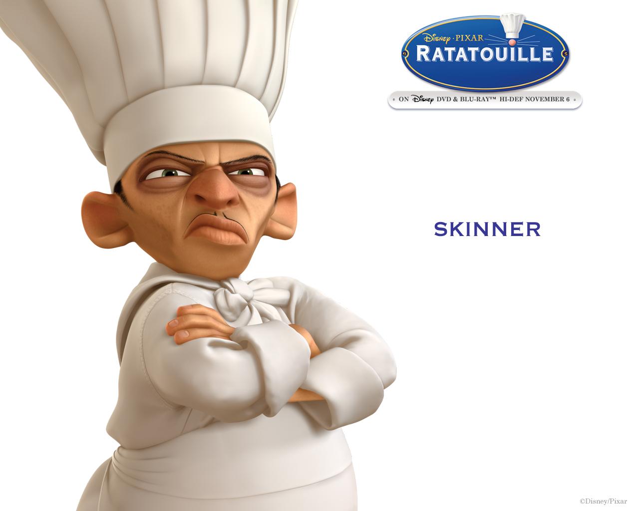 chef skinner disney wiki fandom powered by wikia