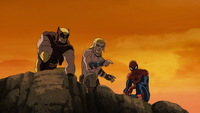 Spider-Man Ka-Zar Wolverine 2