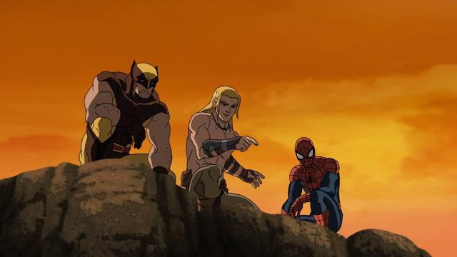 File:Spider-Man Ka-Zar Wolverine 2.png