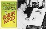 Walt disneys treasury of classic tales robin hood