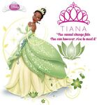 Tiana Redesign 5