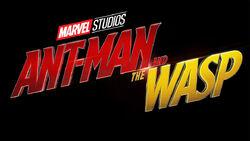 Ant-Man and the Wasp real logo