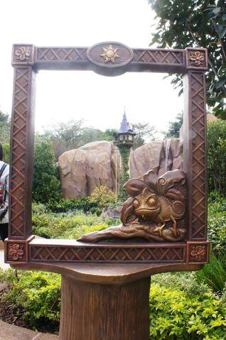 File:Fairy Tale Forest Photo Frame 01.jpg