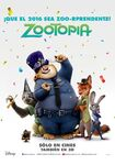 Zootopia New Years Poster