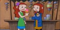 Sara and Kara