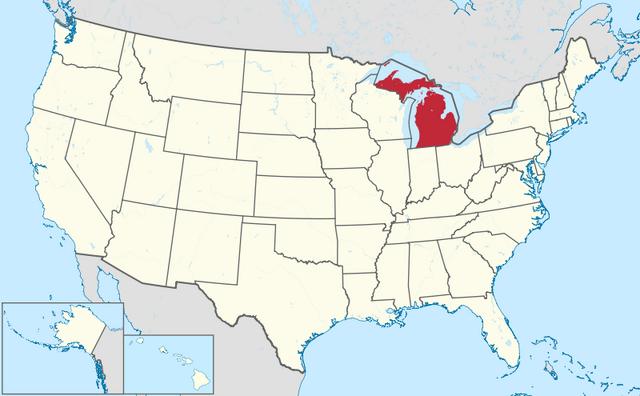 File:Michigan Map.png