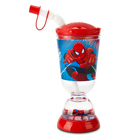 File:Spider-Man Snowglobe Tumbler with Straw.jpg