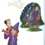 Sofia's Magic Lesson 6