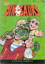 Dinosaurs Fossil Fools