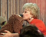 Kiss Phyllis Diller Rowlf