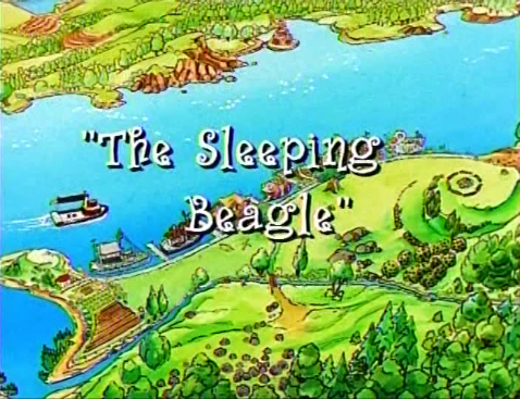 File:Sleeping Beagle.png