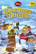 Great mouse detective wonderful world of reading hachette