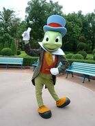 Jiminy Cricket HKDL