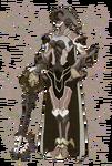 Keyblade Armor (Aqua, Art)