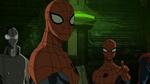 Spider-Man Spider-Girl Spider-Man Noir USMWW