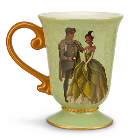 Image Disney Fairytale Designer Collection Tiana And