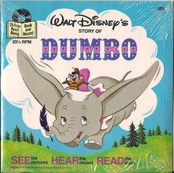 Dumbo Record Read-Along
