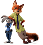 Nick and Judy Armrest
