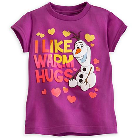 File:Olaf Tee for Girls - Frozen.jpg