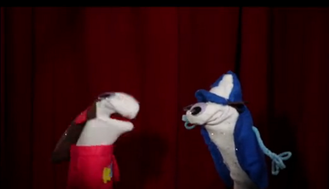 File:Real puppet Mable and Dipper.png