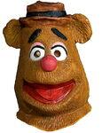 Rubies Fozzie bear mask