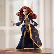 Zarina Disney Fairies Designer Collection Doll I