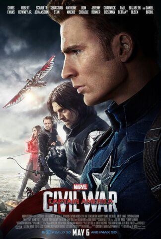 File:Captain America Civil War - Team Captain America - Poster.jpg