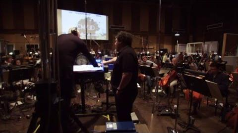The Jungle Book Music Score B-Roll - Disney Live Action 2016 Movie