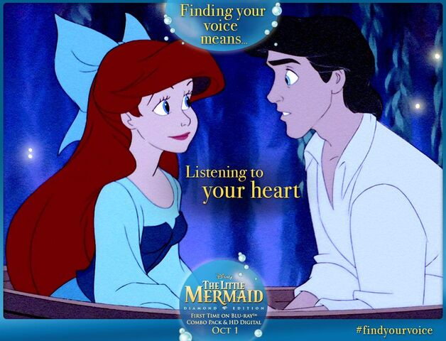File:The Little Mermaid Diamond Edition Finding Your Voice Means Listening to Your Heart Promotion.jpg