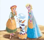 Frozen Spring Fever 9
