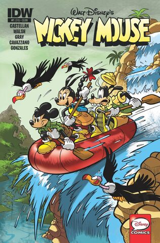 File:Mickey Mouse Comic 1 Cover 1.jpg
