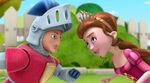 Sir kirby and princess persephone