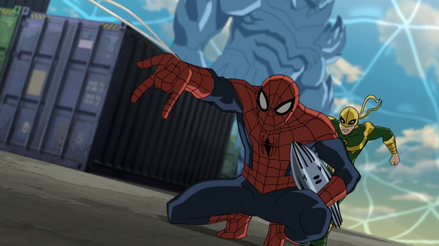 File:Spider-Man & Ultimate Iron Fist USMWW.png