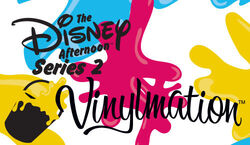 Vinylmation Disney Afternoon Series 2 Logo
