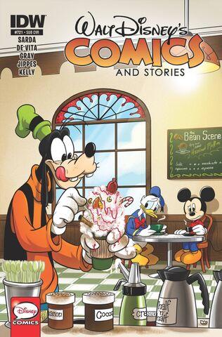 File:Walt Disney's Comics and Stories 721 Cover 2.jpg