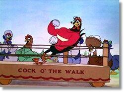 Cockothewalk